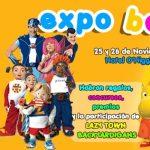 invitacion EXPO BABY